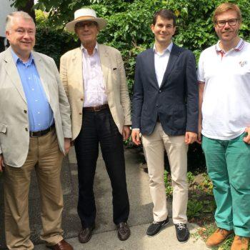 Ortsvorstand der FDP Tutzing